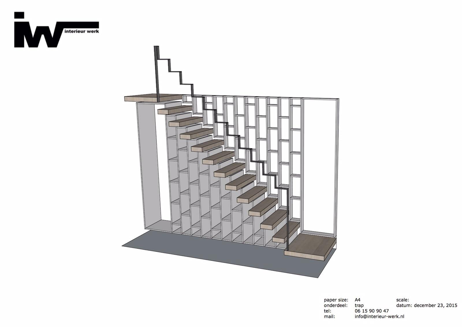 Trap ontwerpen cheap steektrap ontwerpen with trap for Trap ontwerpen